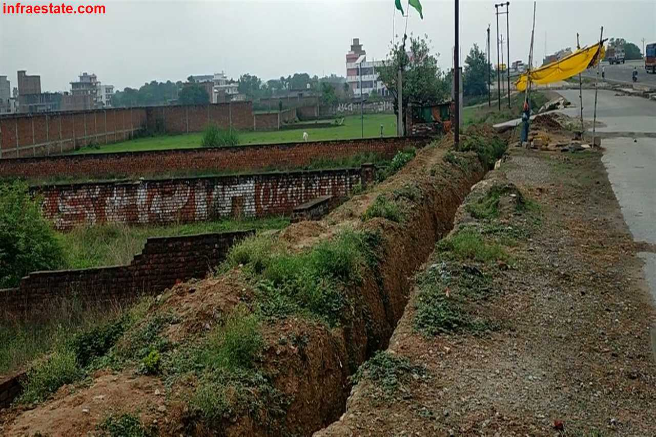 2 Biswa Commercial Plot Near SMS College NH2